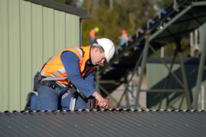 Commercial Roofing Need Skills