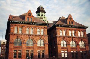 Masonry Restoration Historic Buildings