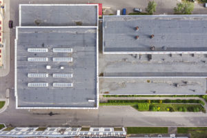 commercial roofing epdm tpo