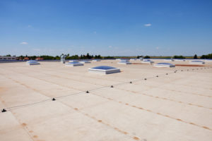 commercial flat roofing products
