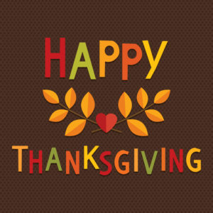 Happy Thanksgiving New England Masonry