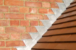 building restoration brick roofing
