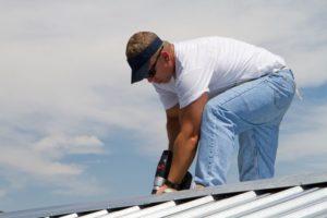 NE Masonry and Restoration Sheet Metal Roofing