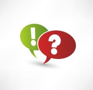 question exclamation marks roofing products answers