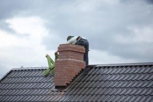 chimney smoke stack brick restoration masonry