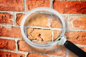 masonry repair restoration needed old brick building