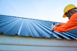 NE Roofer Metal Commercial Roofing Installation